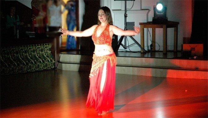 Valeria of Dance heritage